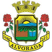 logotipo CM Alvorada (RS)