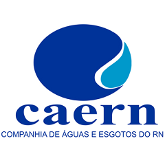 logotipo CAERN