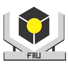 logotipo FAU UNICENTRO