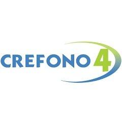 logotipo CREFONO 4