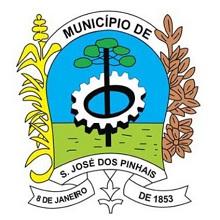 logotipo Pref SJ dos Pinhais