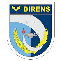 logotipo DIRENS Aeronáutica