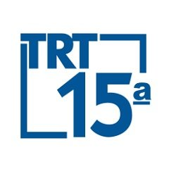 logotipo TRT 15
