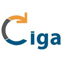 logotipo CIGA SC