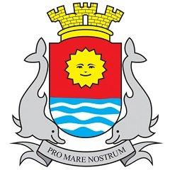 logotipo Pref Guarujá
