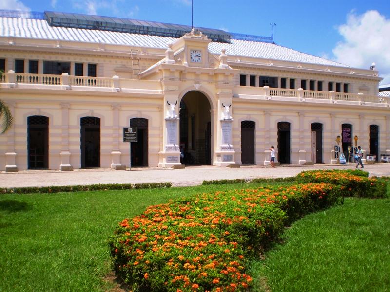 Isabela Flores em Belém Foto 1