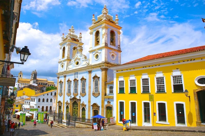 Isabela Flores em Salvador Foto 1