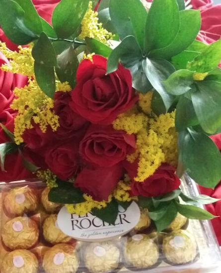 Flores Queimados - Floricultura Queimados - Produto 1