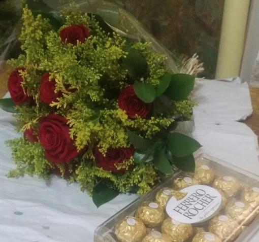 Flores Linhares - Floricultura Linhares - Produto 3