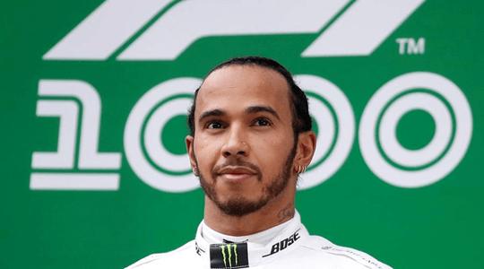 Na China, Hamilton supera companheiro e vence GP número mil da Fórmula 1