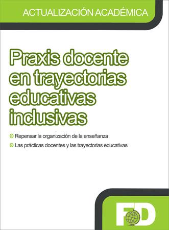 Tapa praxis docente en trayectorias educativas inclusivas web