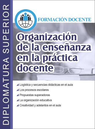 Tapa organizaci%c3%b3n de la ense%c3%b1anza en la pr%c3%a1ctica docente