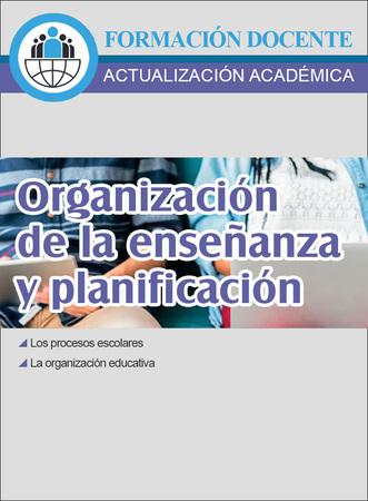 Tapa organizaci%c3%b3n de la ense%c3%b1anza y planificaci%c3%b3n