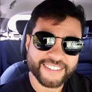 Foto do aprovado Jorge Cysneiros