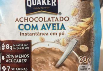 Avena integral instantanea quaker