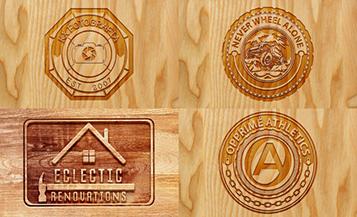 logotipos badgets