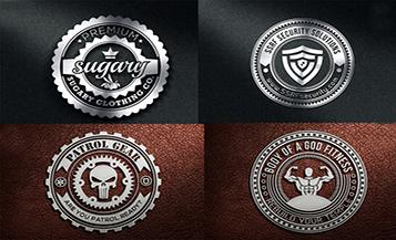 logomarca badgets