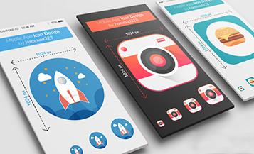 ícones app logomarca
