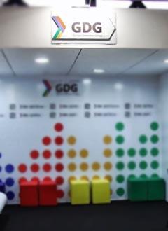 TDC 2013 - Stand Patrocinador Google