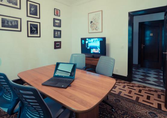 Sala de reuniões - estúdio fotográfico Namour