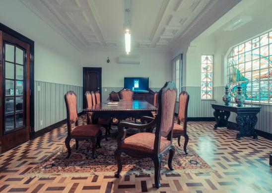 Sala de reunião - estúdio fotográfico Namour