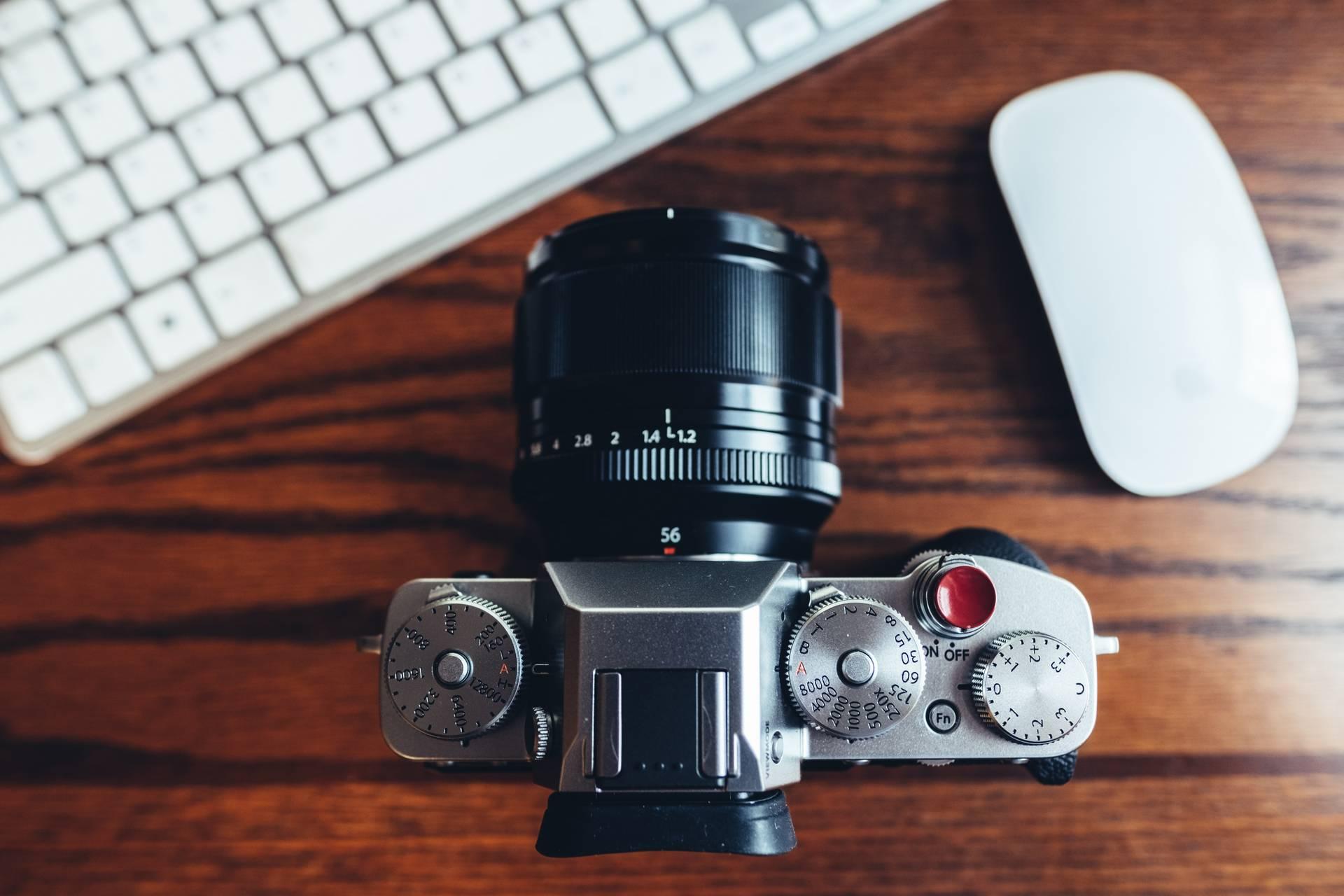 Câmera profissional: Fuji X Lovers Day