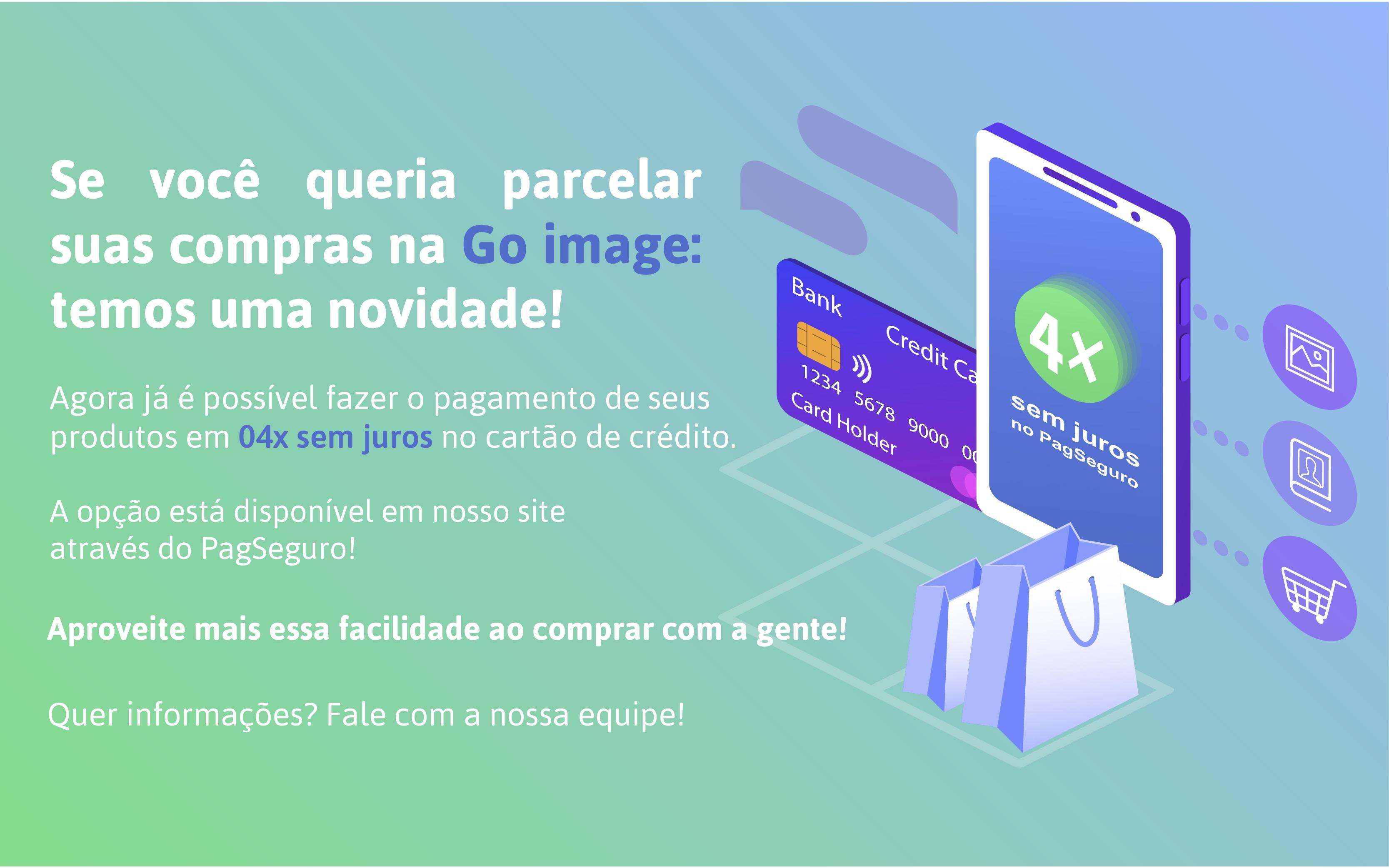Novo pagamento PagSeguro