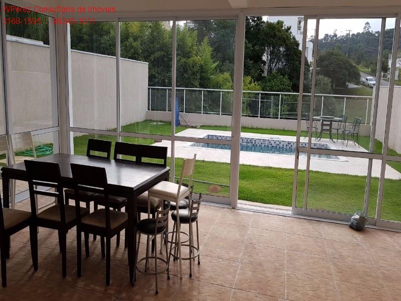 Condomínio de 4 dormitórios à venda em Granja Viana, Cotia - SP