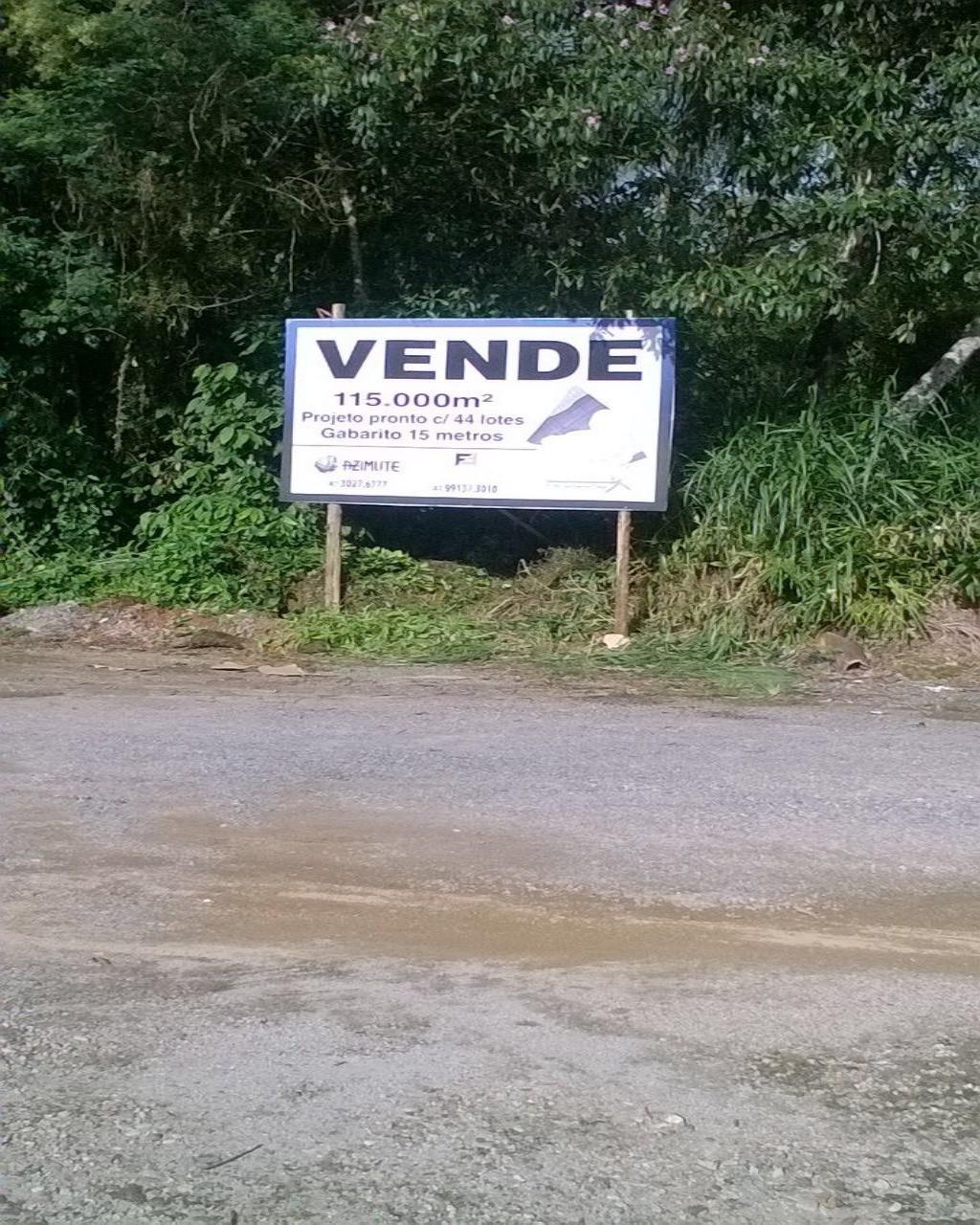 Terreno/Lote à venda  no Pirabeiraba - Joinville, SC. Imóveis