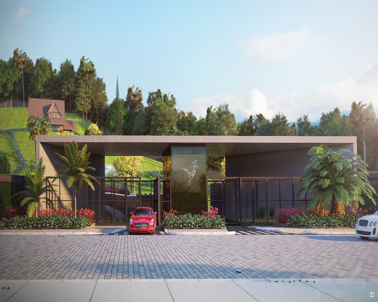 Terreno em condomínio à venda  no América - Joinville, SC. Imóveis