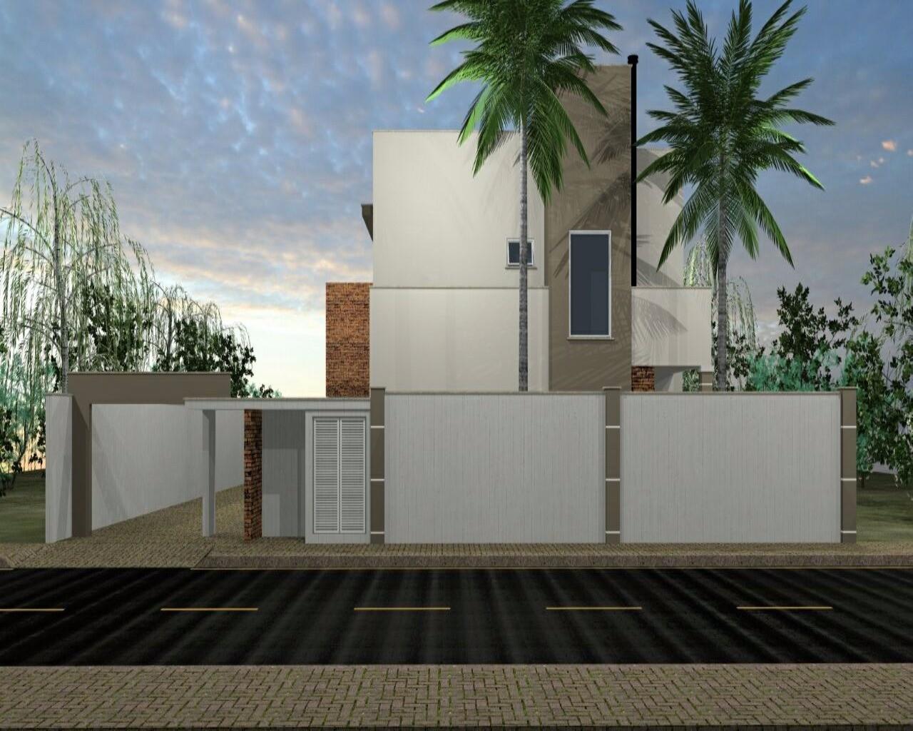 Casa em condomínio à venda  no Bom Retiro - Joinville, SC. Imóveis