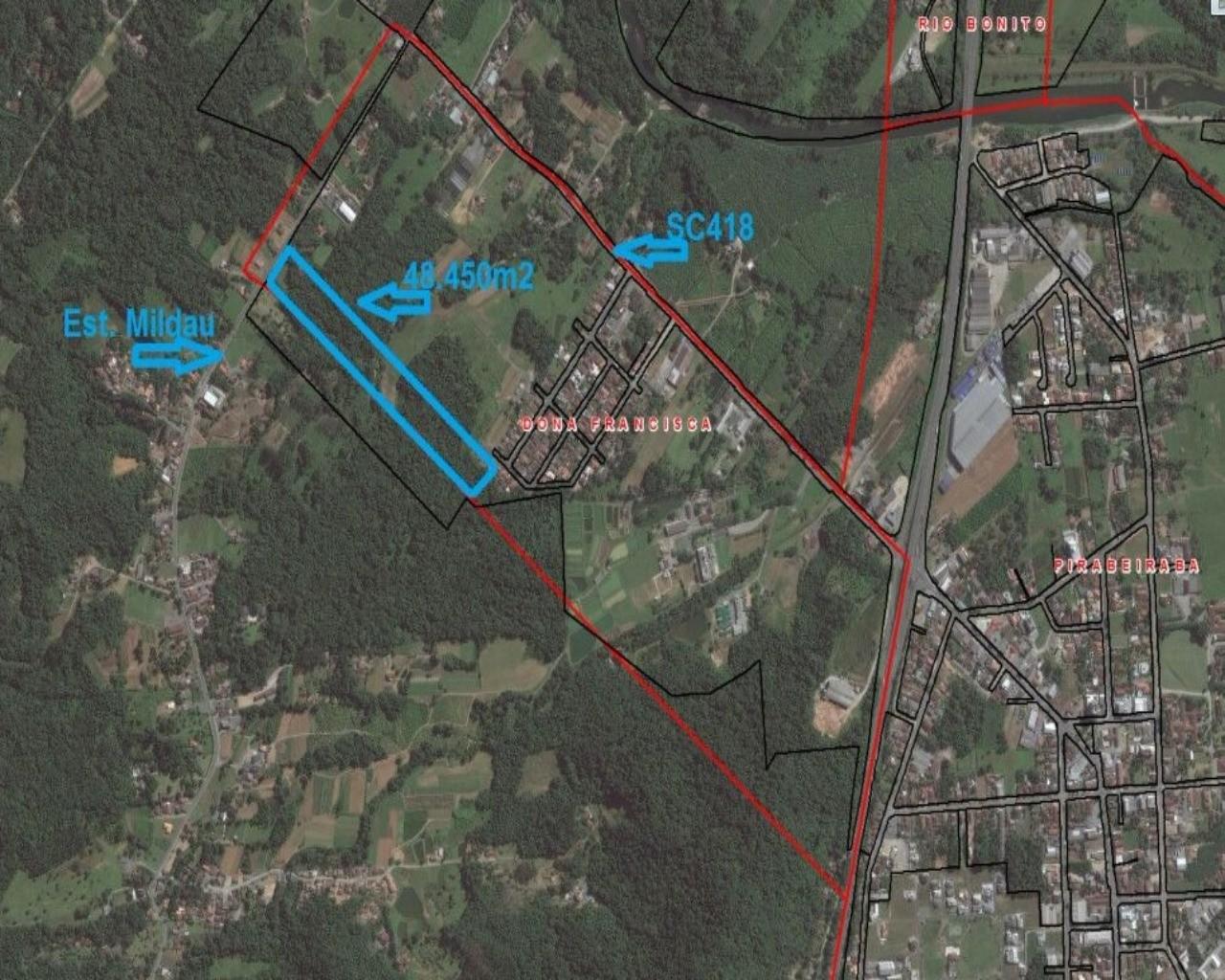 Terreno/Lote à venda  no Pirabeiraba (Pirabeiraba) - Joinville, SC. Imóveis