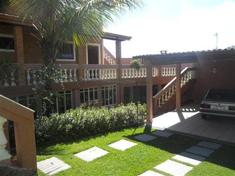 Casa 3 Dorm, Jardim Pacaembu, Jundiaí (1384339)