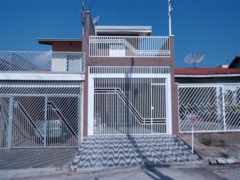 Casa 3 Dorm, Jardim Tannus, Jundiaí (1384352)