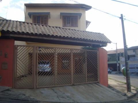 Casa 2 Dorm, Cidade Jardim, Jundiaí (1384664)