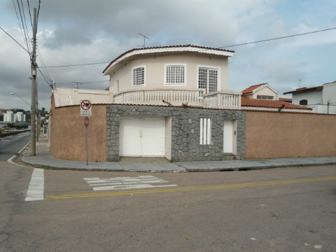 Casa 3 Dorm, Vila Liberdade, Jundiaí (1380960)