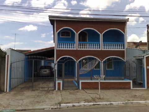 Casa 3 Dorm, Vila São João, Itupeva (1380896)