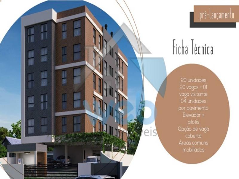 Apartamento, planta, São José dos Pinhais, financiamento