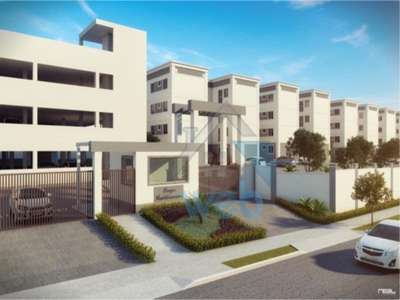 Parque Castellammare - Oportunidade única para comprar o seu primeiro imóvel no Pinheirinho, com grande diversidade em lazer, podendo ser financiado.