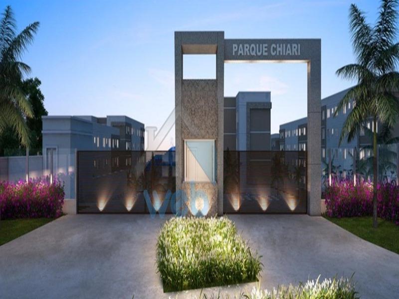 Parque Chiari - Oportunidade única para comprar o seu imóvel no bairro Cachoeira em Araucária com grande diversidade em lazer, podendo ser financiado.