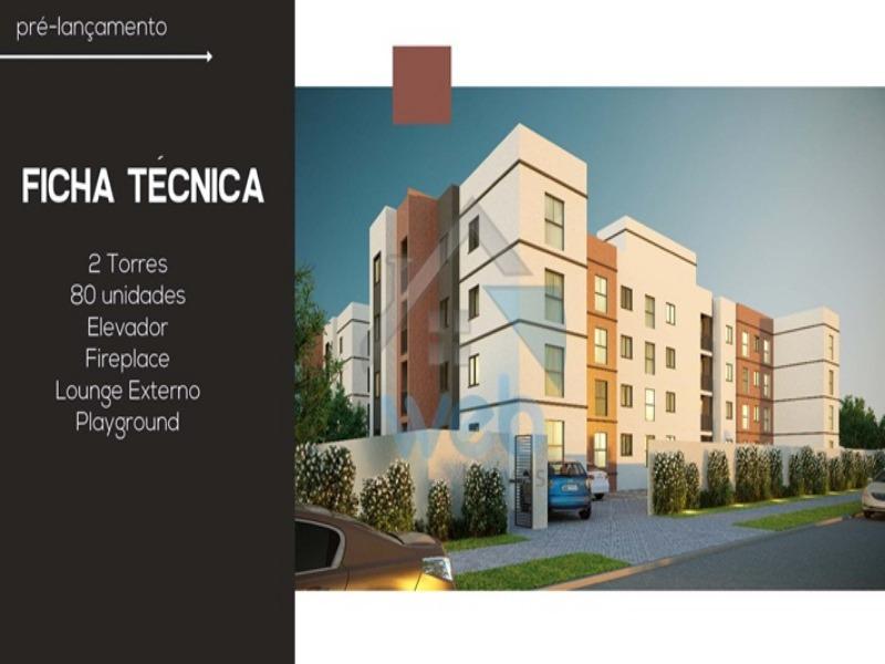 Apartamento, Pinhais, planta, financiamento