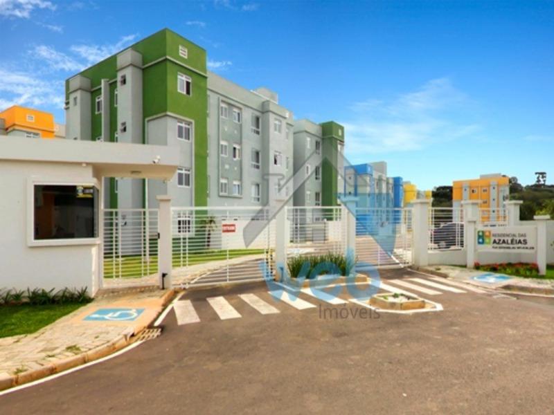 Residencial das Azaleias - Ótima oportunidade para adquirir imóvel 2 quartos, no bairro Tindiquera, em Araucária. Podendo ser Financiado.