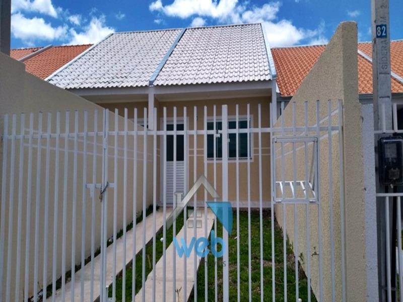 Ótima casa no bairro Campo de santa, com 2 quartos, sala, cozinha, banheiro
