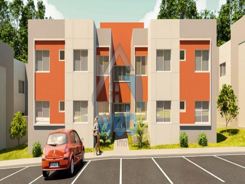 IMPERDÍVEL!! Residencial América 2 no bairro Estados. Excelente empreendimento com ótimas condições de pagamento pelo Minha Casa Minha Vida!!