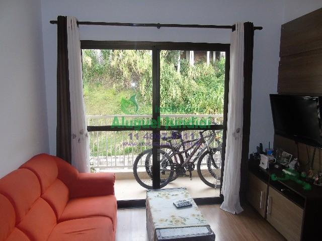 Lindo apartamento à VENDA no Edifício Laura no bairro JARDIM SANTA TEREZINHA - CAJAMAR