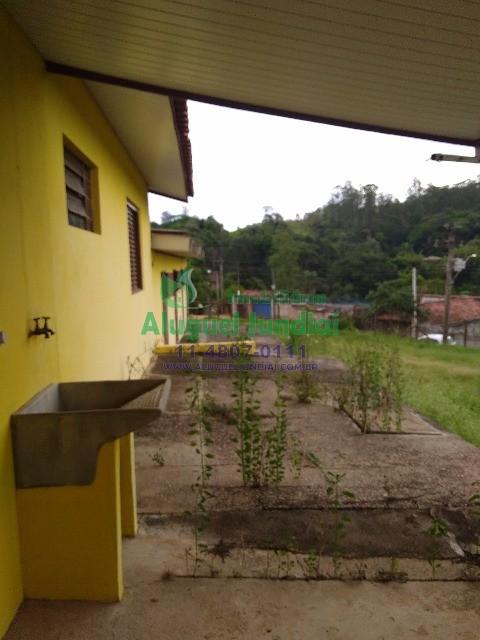 Chácara para alugar no bairro Caxambu em Jundia SP
