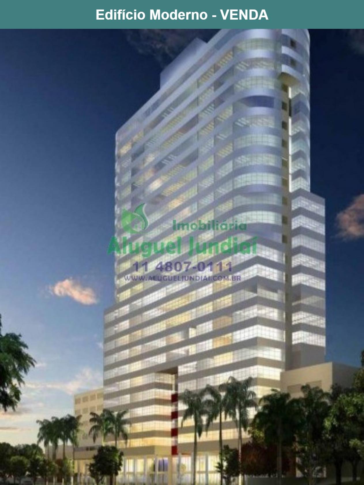 Ótima Sala comercial à VENDA no Edifício CBM Tower, Jundiaí