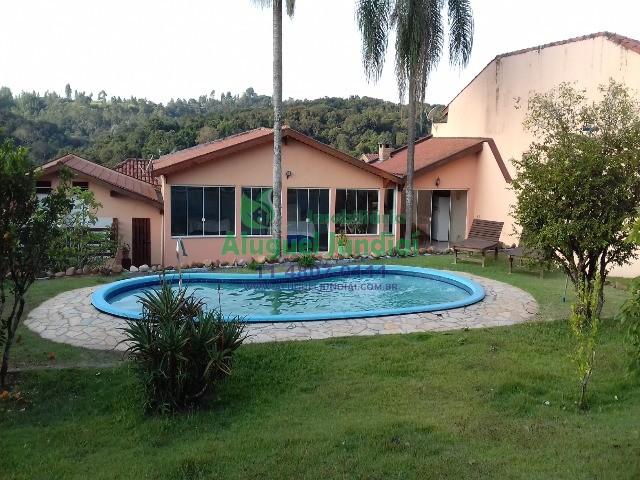 Chácara a venda em condomínio, com piscina, Campo limpo Paulista