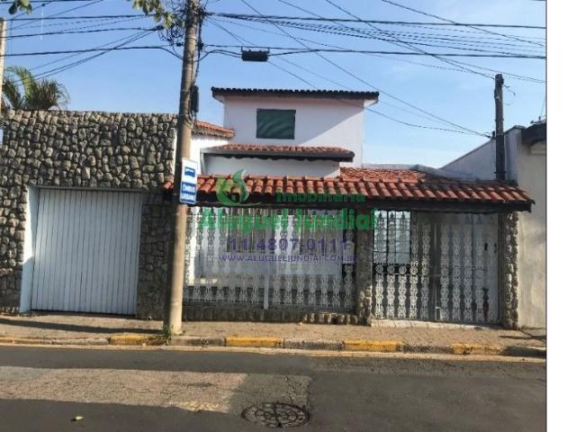 Ótima casa para locação Jardim Pacaembu em Jundiaí.