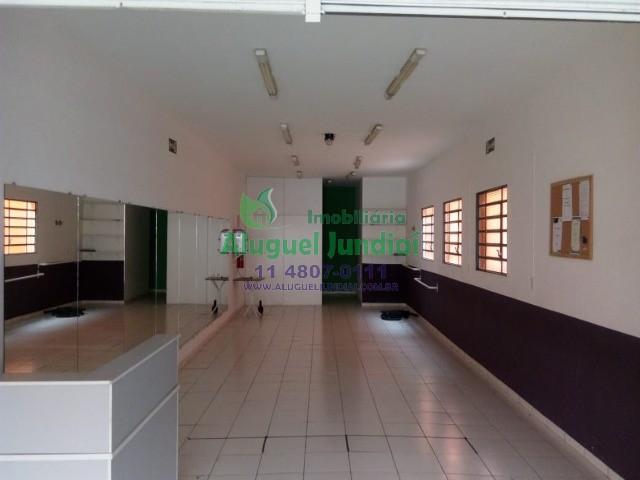 ÓTIMO SALÃO PARA LOCAÇÃO NO PARQUE RESIDENCIAL JUNDIAÍ II, JUNDIAÍ